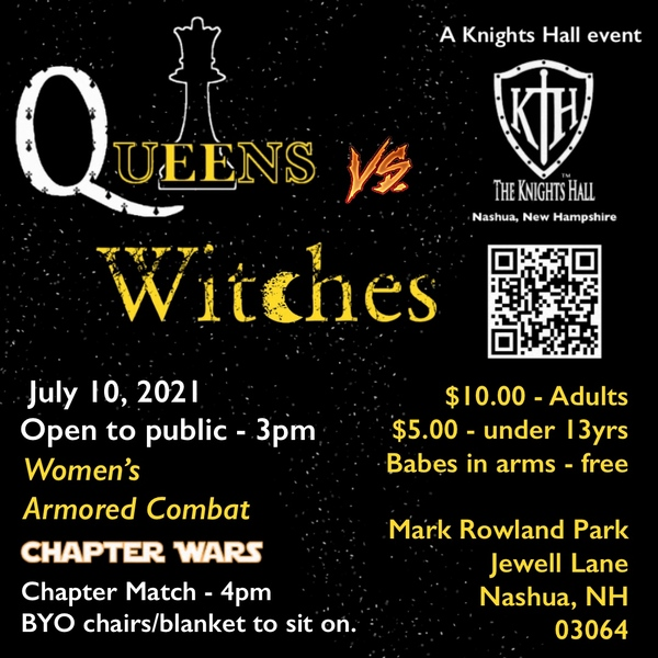 Woman's Melees and Duels  Prowess Matches